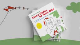MENINOS ESPECIAIS - CAPA CINCO DEDOS DE UMA MAO
