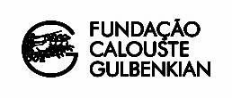 LOGO CALOUSTE GULBENKIAN