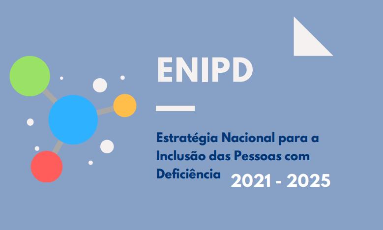 Imagem da Estratégia Nacional para a Inclusão das Pessoas com Deficiência